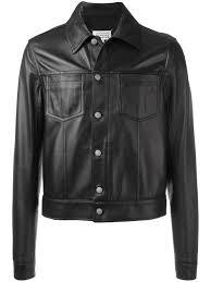 maison margiela classic leather jacket 900 men clothing maison margiela sweaters maison margiela