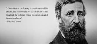 Henry David Thoreau – Lit and the City