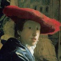 <b>Girl</b> With a <b>Red</b> Hat, Jan Vermeer: Analysis, Interpretation