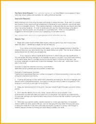 Statement Of Work Word Template Globalforex Info