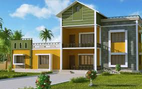 Small Picture Exterior design of home