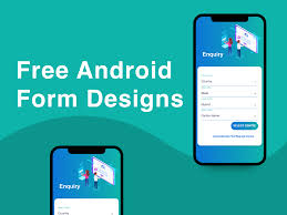 Iphone Form Design Android Form Designs By Kapil Mohan On Dribbble