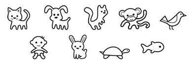 Animal Icon Free Animal Icons Josh Worth Art Design