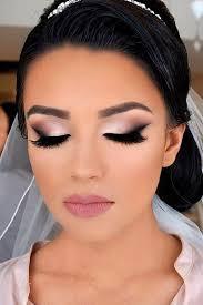 45 wedding make up ideas for stylish brides wedding bridal makeup wedding makeup wedding makeup looks