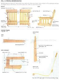 interior porch swing plans faedaworks com