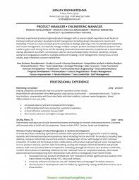 Trending Product Manager Cv Example Product Manager Resume Example