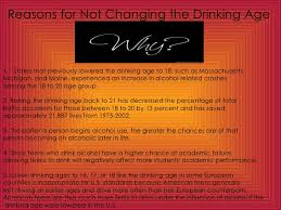 Essay About Age Argumentative Drinking Legal On The Icumsa -