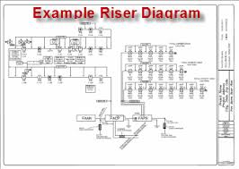default what is a riser diagram at Fire Alarm Riser Diagram