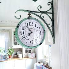 large kitchen clocks large kitchen clocks impressive kitchen wall clocks concept with kids room gallery or large kitchen clocks