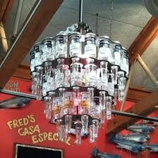 beer chandelier beer chandelier best use for clear glass beer bottles i can think of corona beer chandelier liquor bottle chandelier chandelier glass