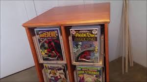 Comic Book Storage Cabinets The Comic Cabinet Youtube