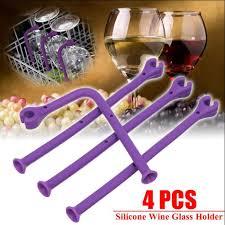 whole dishwasher goblet bracket adjust silicone wine glass dishwasher goblet holder safer stemware saver ooa4816 by liangjingjing watch under 3 1