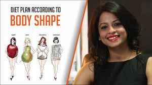 Diet Plan According To Body Shape By Dietitian Shreya