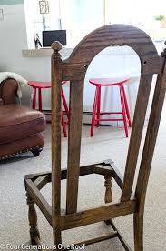 how to reupholster a dining room chair seat and back how to reupholster a