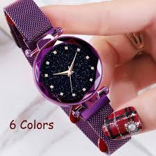 50% OFF Six Colors <b>Starry Sky Watch</b> Perfect Gift Idea!(Limited Buy ...