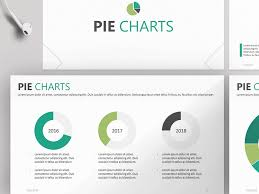 Pie Chart Presentation Template Free Download By 24slides