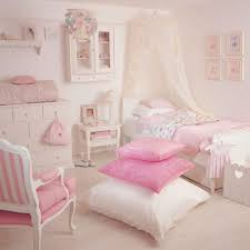 Little Pink Canopy Bed Ideas