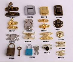 Decorative Latches For Boxes