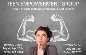 Empowering teen girls internship in texas