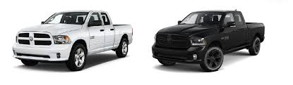 Ram 1500: Crew Cab, Regular Cab and Quad Cab
