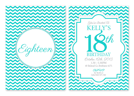 18th birthday party invitations with glamorous invitation template to beautify your fantastic party invitation template 6