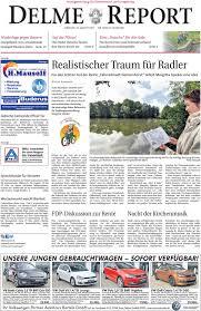 Delme Report Vom 27082017 By Kps Verlagsgesellschaft Mbh