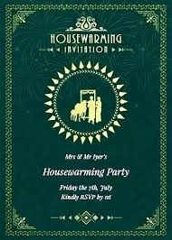 Free Housewarming Invitation Card Template Gruhapravesam Invitation Card Template Ceansin Me