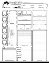 5e backgrounds chart creating a d d 5e character for beginners 10 steps