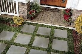 h patio stone in the pavers