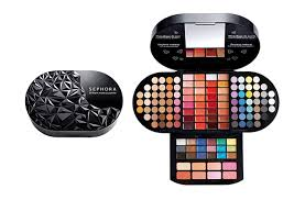 sephora brilliant makeup palette