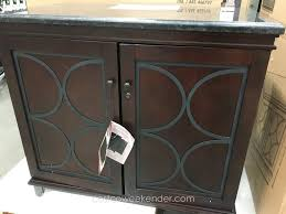 refrigerator end table. tresanti thermoelectric wine cooler cabinet at costco vegas refrigerator amalfi madison end table