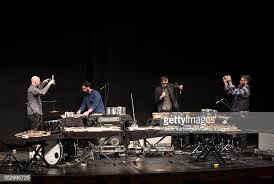 Contemporary classical music ensemble So Percussion perform during a...  News Photo - Getty Images