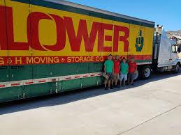 g h moving storage