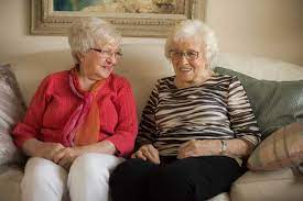 Family is Forever - Selma Bird and Lillian Roll