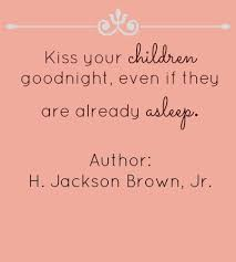 Quotes About Your Children Beauteous 48 Sweetest Quotes About Sleeping Babies Disney Baby