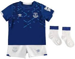 Página oficial do meio de campo everton, jogador do clube de regatas do flamengo! Umbro Everton Baby Home Kit 2019 20 18 24 Months Amazon Co Uk Sports Outdoors