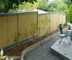 Garden fence ideas using astonishing style ideas 11