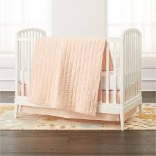linen light pink crib skirt reviews