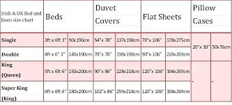 what is the dimensions of a king size bed king size sheet size bed linen queen sheet size cm queen size bed