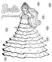 Barbie Coloring Pages For Your Kids Activity Free Coloring Sheets