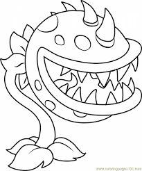 Plants Vs Zombies Coloring Pages New Zombie Printable Coloring Pages