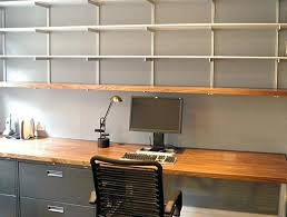 office wall shelf. On Wall Shelf Shelving In Private Office Designs With Tv .