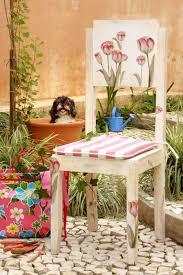 decorate furniture. Garden Furniture Decorating Ideas Decoupage With Napkins Decorate U