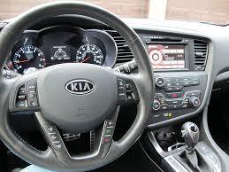 2011 KIA Optima SX Turbo Test Drive - The Gadgeteer