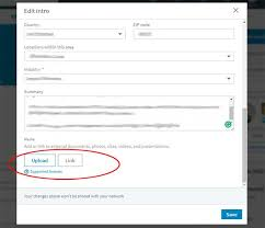 How To Upload Resume To Linkedin Beautiful Can You Post Resume