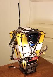 nerdy office decor.  Nerdy DIY Claptrap Lamp By Darkesolace Throughout Nerdy Office Decor G