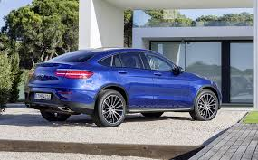 Elegant and versatile, the glc coupe shines in any setting. Mercedes Benz Glc Coupe Review 2016 On
