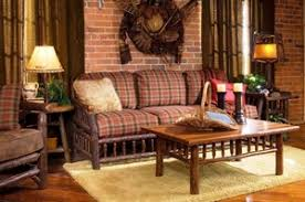 Rustic Living Room Furniture Lodge Craft