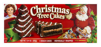Best individually wrapped christmas cookies from cake art by lani.source image: Little Debbie Christmas Tree Cakes Chocolate 5 Ct Hy Vee Aisles Online Grocery Shopping