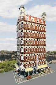 Lego Full House 570 Best Lego Modular Images On Pinterest Lego Modular Lego